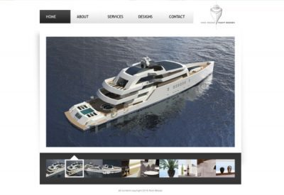 Nick Mezas Yacht Design